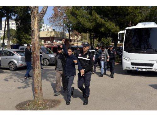 Adana'da PKK Operasyonu; 68 Kişi Gözaltına Alındı
