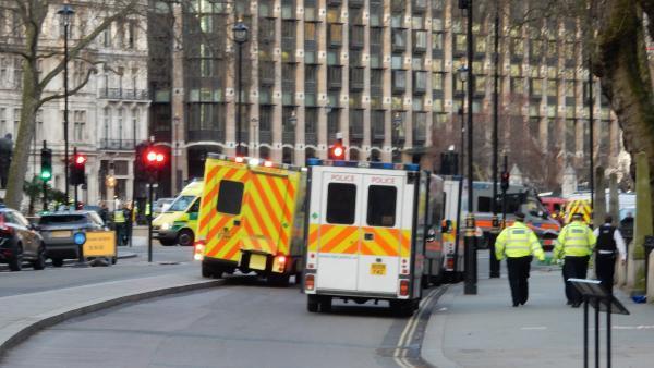 İngiltere Parlamentosu Önünde Terör Saldırısı