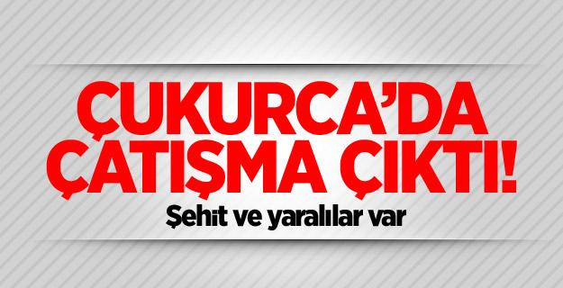 PKK'lı teröristlerle şiddetli çatışma: 1 şehit, 3 asker yaralı