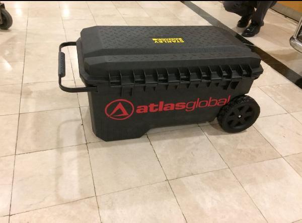 Atlasglobal Elektronik Eşyaları Özel Kutuda Taşıyacak