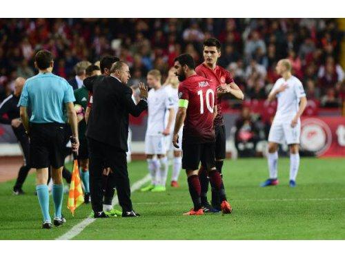 Türkiye (2-0) Finlandiya