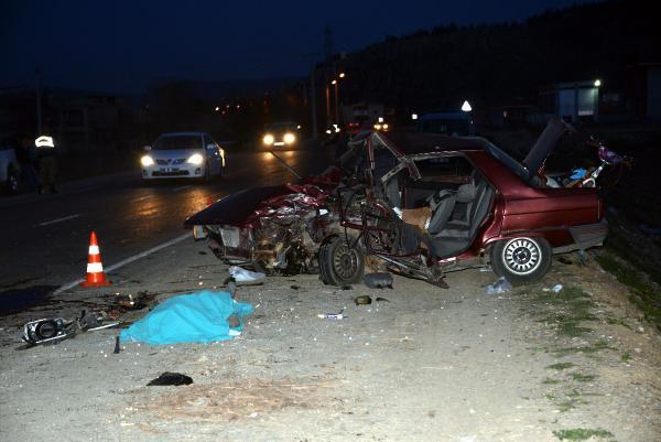 Kahramanmaraş'ta Kaza: 4 Ölü