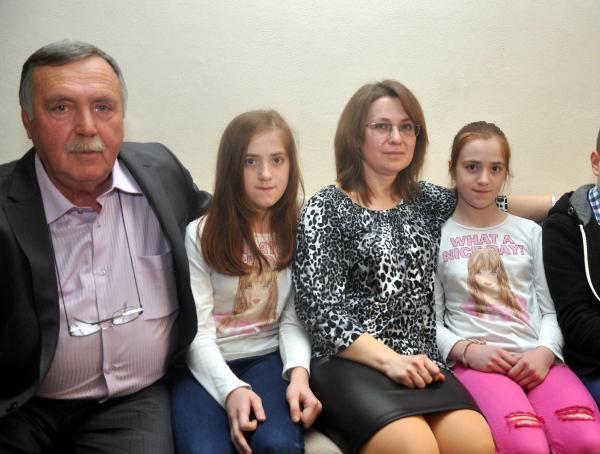 Ukraynalı Gelin, Karaciğeriyle Kızının Arkadaşını Sağlığına Kavişturdu