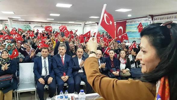 """Engelliler,  Engelsiz Anayasa ve Engelsiz Türkiye için """"EVET """" diyor."""