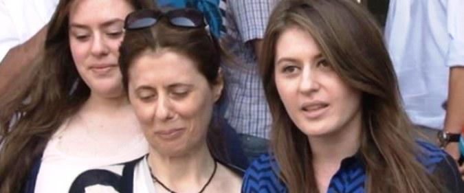 Fetö Sanığı Ali Fuat Yılmazer'in 2 Kızı da Tutuklandı