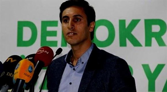 DBP Eş Genel Başkanı Kamuran Yüksek'e 8 Yıl 9 Ay Hapis