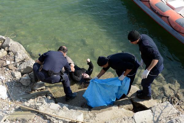 Baraj Gölünde Kimliksiz Kadın Cesedi Bulundu