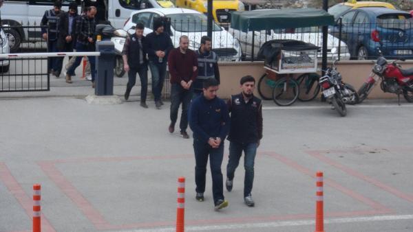 Edirne Merkezli Fetö'nün 'Subay' Yapılanması Operasyonu: 16 Tutuklama