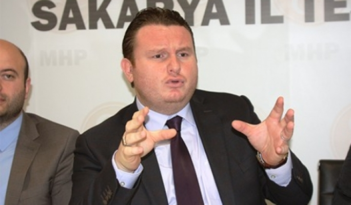 MHP Sakarya İl Başkanı'dan Açıklama