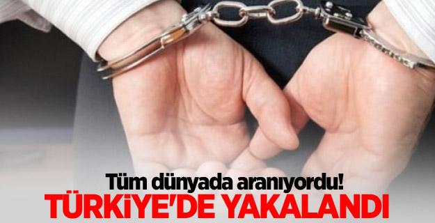 Üst düzey DAEŞ'li tutuklandı!
