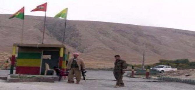 ABD PKK'yı oraya yerleştirdi!
