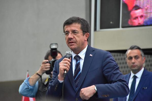 Bakan Zeybekci: Tbmm Türkiye'nin En Saygın Yeri Olmalı