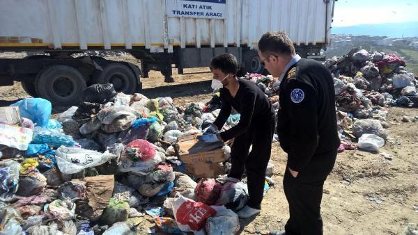 Yanışlıkla Çöpe Atılan Poşetteki Kira Parası Böyle Bulundu