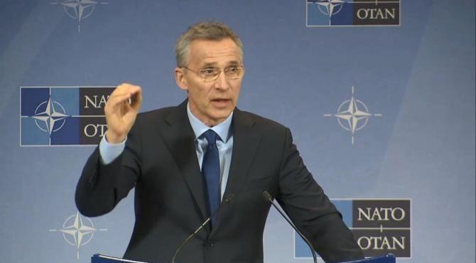 """Stoltenberg: """"Kırım'ın İlhakını Tanımıyoruz, Tanımayacağız"""""""