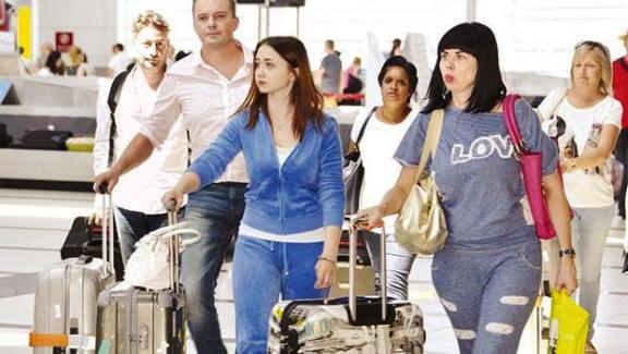 Rus Turist Sayısı, Geçen Yılın Şubat Ayına Göre Yüzde 95 Arttı