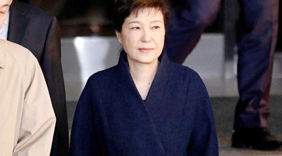 Eski Güney Kore Devlet Başkanı gözaltına alındı