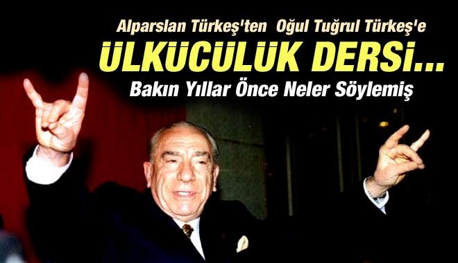 Alparslan Türkeş Yıllar Önce Bakın Neler Söylemiş