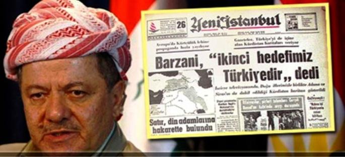 Barzani: Bağımsız Kürdistan  İçin Referandum Yapacakmış...