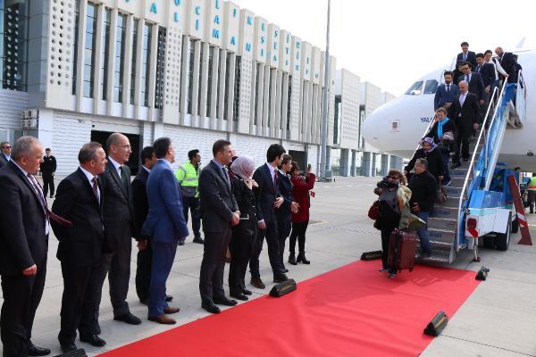 Türk Havayolları, İlk Edremit Uçuşunu Yaptı