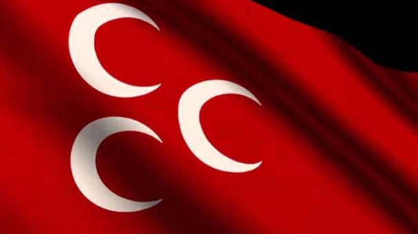 MHP'de Baro başkanı istifa etti
