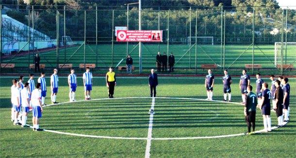 Şehit Savcı Mehmet Selim Kiraz Adına Futbol Turnuvası