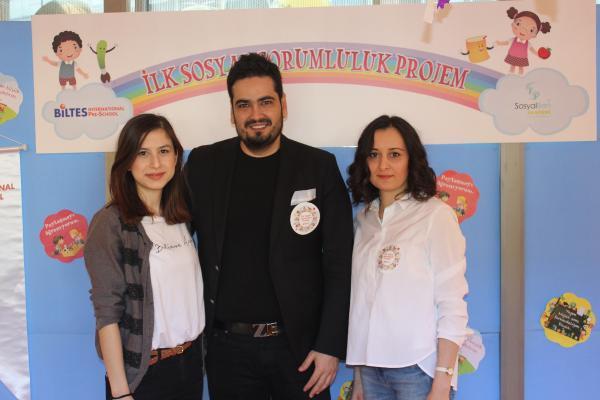 İlk Sosyal Sorumluluk Projelerinde Van'daki Yaşıtlarına Oyuncak Gönderecekler
