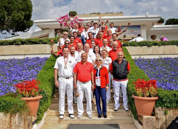 Türkiye-ukrayna Golf Dostluk Turnuvası Yapıldı