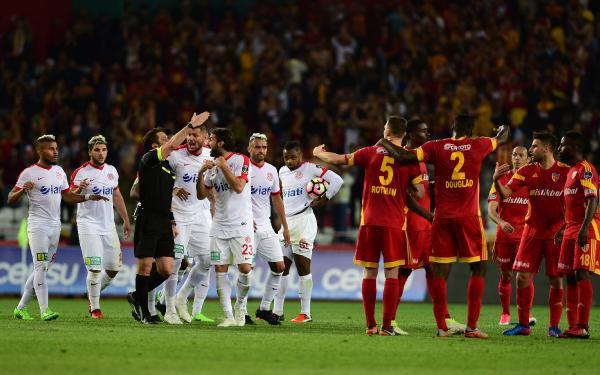 Antalyaspor (2-1) Kayserispor