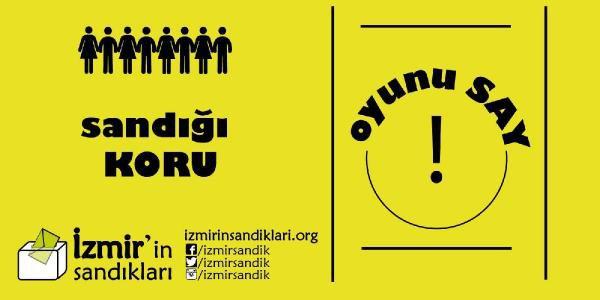 İzmir'in Sandıkları Platformu'ndan Her Sandığa Bir Müşahit