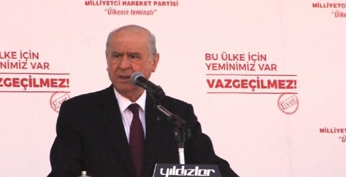 Bahçeli: Kılıçdaroğlu Fetö'den Şikayetçi Değil