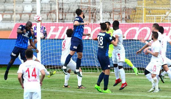 Adana Demirspor (3-3) Ümraniyespor