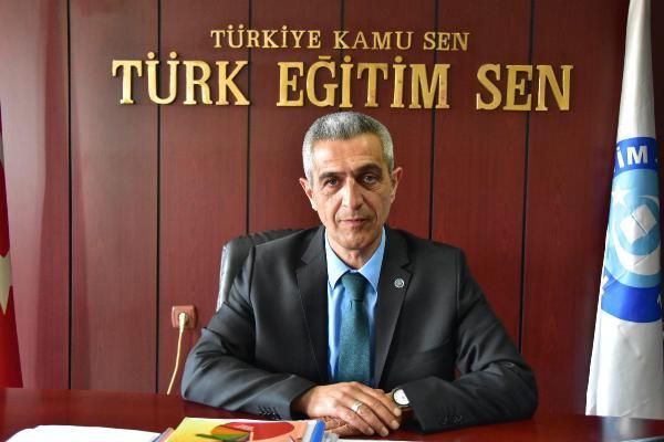 Türk Eğitim-Sen: Bitişik Eğik El Yazısı Açıklamasının YGS'den Hemen Sonra Yapılması Manidar