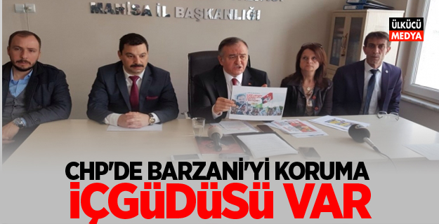 "MHP'li Akçay: ""CHP'de Barzani'yi Koruma İçgüdüsü Var"""