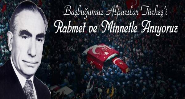 """MHP İl Başkanı Baki Ersoy, """"Başbuğ Türkeş Kılavuzumuz Olmaya Devam Edecektir"""""""