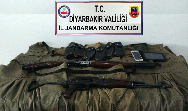 Hani Ve Kocaköy Kırsalındaki Operasyon Tamamlandı