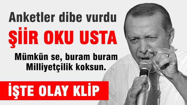MHP'DEN ERDOĞAN'A KLİPLİ ŞOK CEVAP