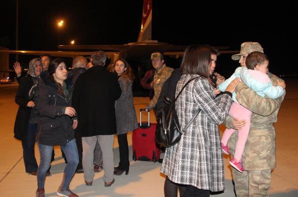 Şehit Uzman Çavuş Bingöl'ün 2 Yaşındaki Kızı Eylül Öksüz Kaldı