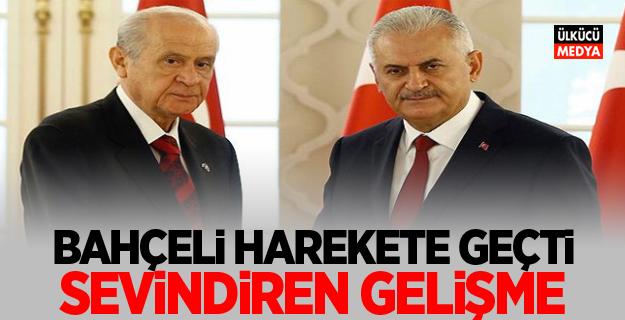 Devlet Bahçeli'den Başbakan Yıldırım'a görüşme talebi!