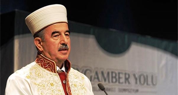 """Eski DİB Bardakoğlu : """"Biz Din İle Siyaseti İçiçe Kıldık"""""""