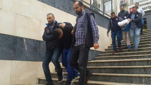 Tapu Daireleri Ve Banka Önlerinde Kapkaç Yapan 2 Kişi Yakalandı