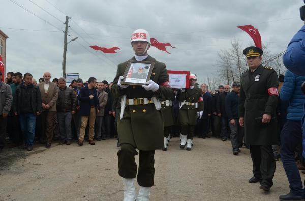 Şehit Uzman Onbaşı Mehmet Karatut Toprağa Verildi