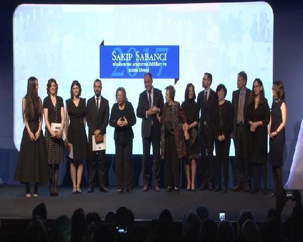 'Sakıp Sabancı Uluslararası Araştırma Ödülleri' Sahiplerini Buldu