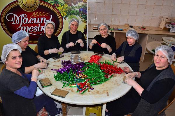 477 Yıllık Mesir Macunu Festivali İçin Hazırlıklar Sürüyor