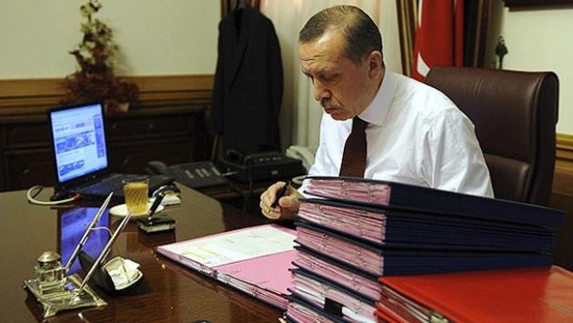 19 yıl sonra Erdoğan onayladı
