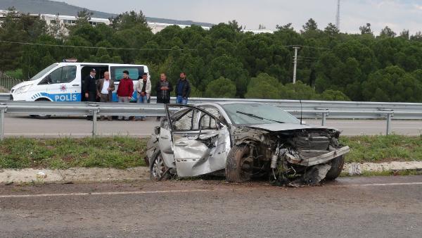 Kilis'te Kaza: Anne Öldü, Eşi ve 3 Çocuğu Yaralı