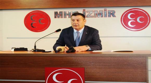MHP İzmir İl Başkanı Karataş'tan 9 Eylül Mesajı !