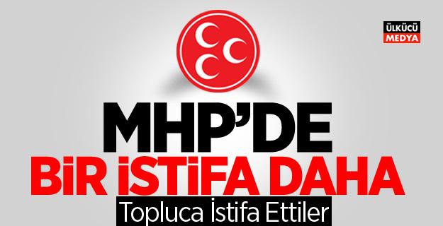 Meral Akşener'in Ekibi MHP'den Topluca İstifa etti