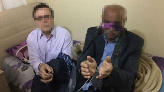 Kaçırılan Irak Uyruklu İngiliz Vatandaşı İşadamı İle Bir Profesör Nasıl kurtarıldı.