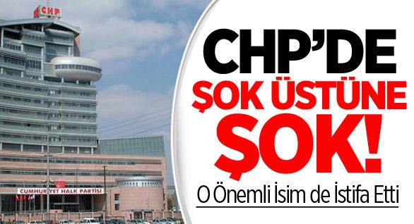 CHP'de istifa depremi! Parti yönetimi şaşkın