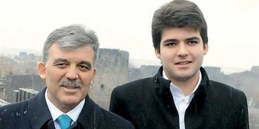 Abdullah Gül'ün oğlu referandumda 'hayır' dedi!